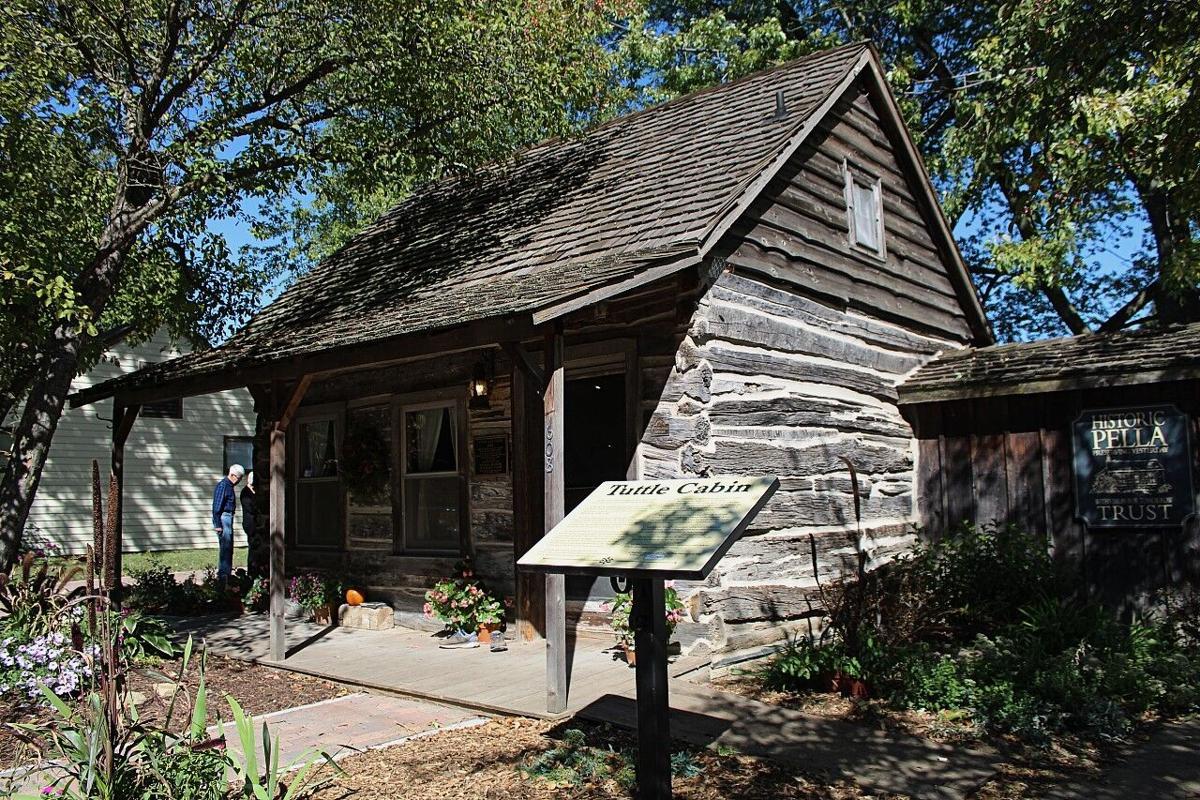 Tuttle Cabin 2