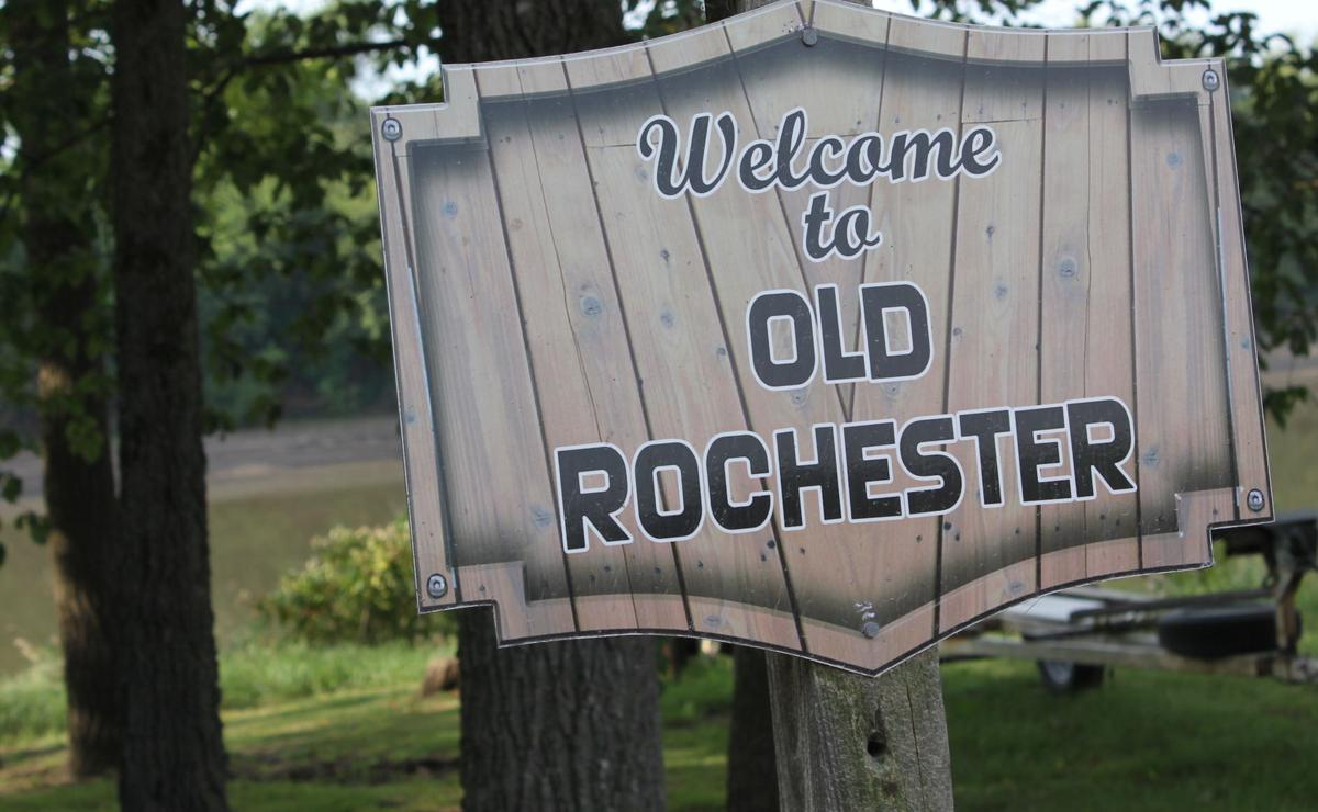Welcome to old Rochester