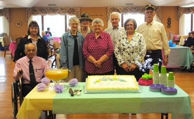 Oskaloosa Care Center volunteers