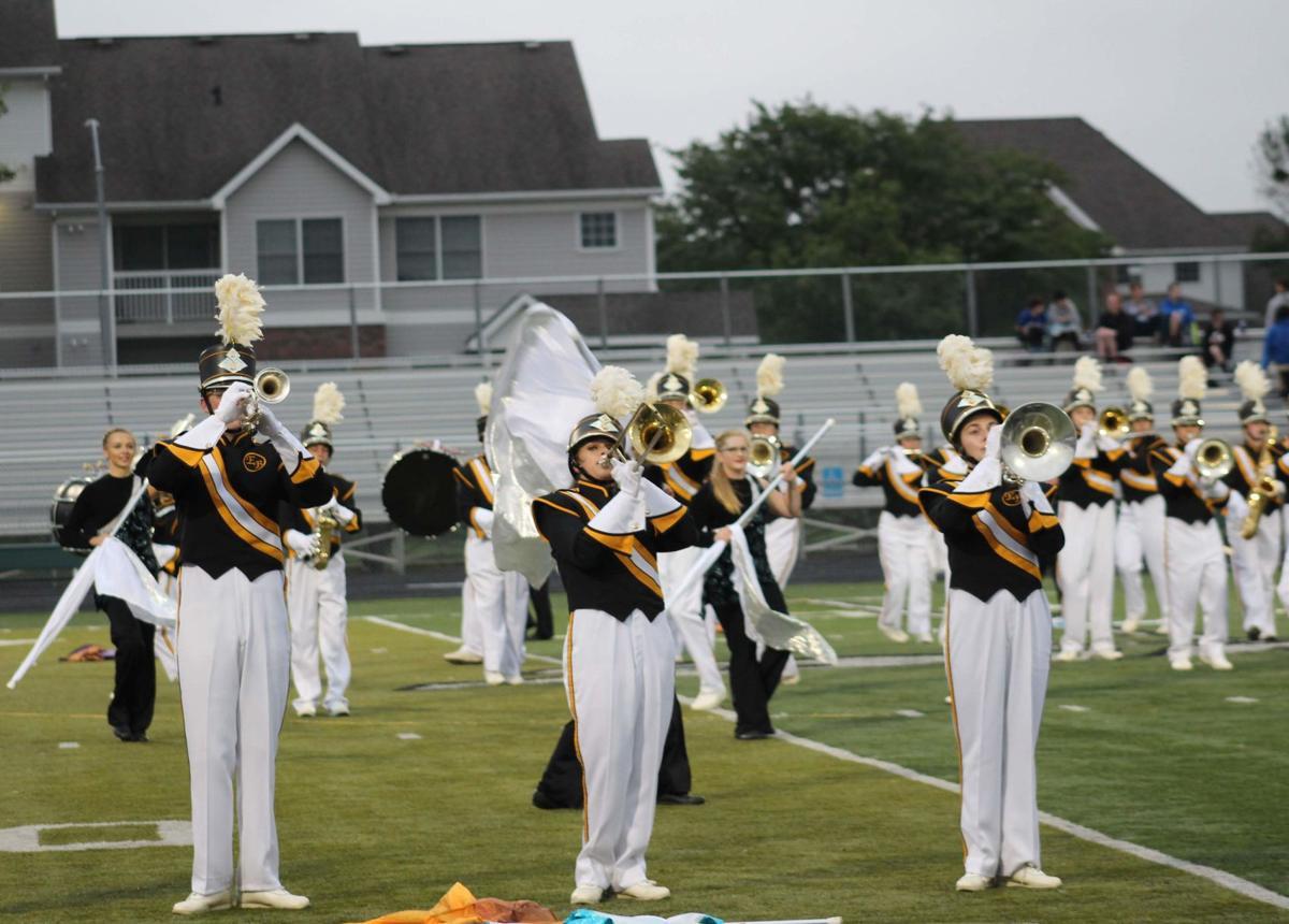 EBF marching band