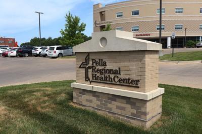 Pella Regional Sign