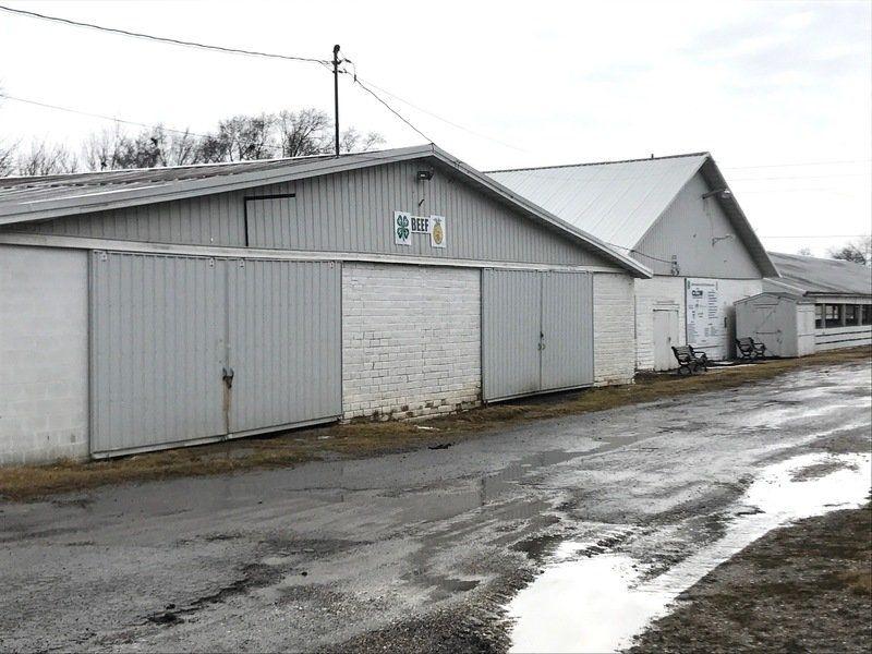 Southern Iowa Fair shows off new beef barn