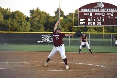 Abigail Braundmeier is softball player of the week