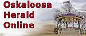Oskaloosa Herald - Calendar