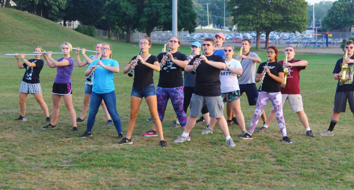 Marching Bucs take Wilber Field on Saturday for 40th Pageant of Champions