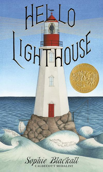 'Keepers of the Lighthouse' to feature Caldecott Medal winner