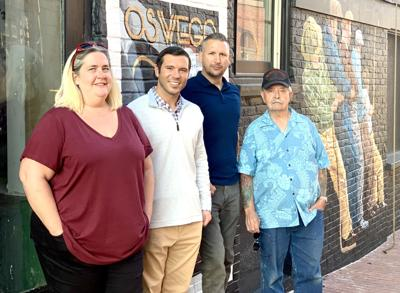 Barlow announces completion of Schilling Building mural at Water Street Square
