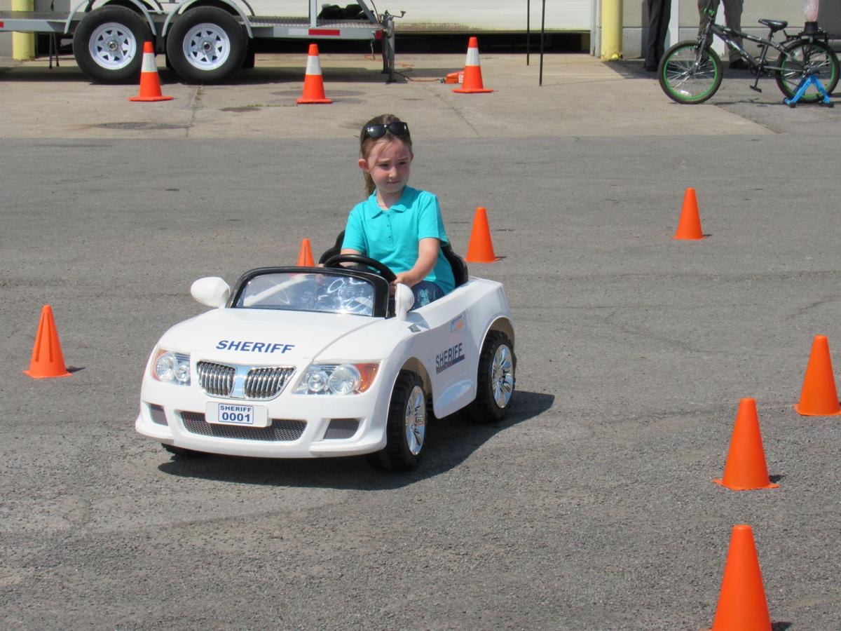Sheriff's Office holds Public Safety Day