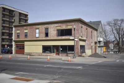 Former Stoney's building to be torn down