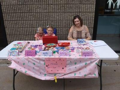 Young Entrepreneurs featured at Kids Arts Market