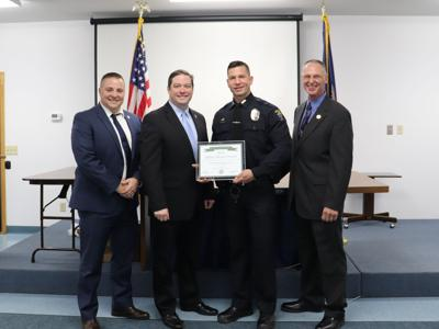 Traffic Safety Champions recognized