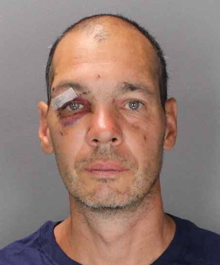 Man charged with assault, robbery after alleged Sunday incident at West Linear Park