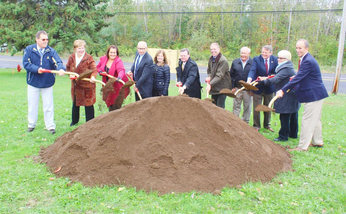 'More than a roof over their heads'  Affordable housing complex breaks ground in Scriba