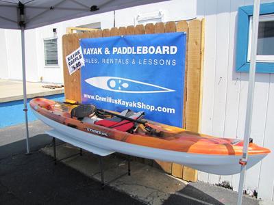 Maritime Museum hosts annual Paddlefest