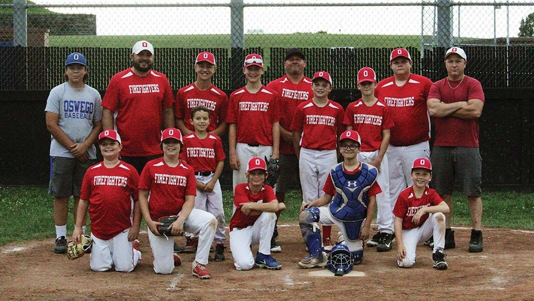 Firefighters win playoff championship