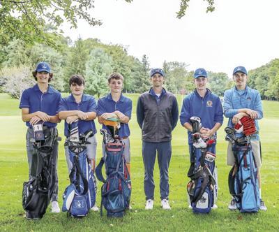 Oswego golf seniors
