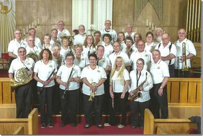 Oswego County New Horizons Band will be performing in Fulton