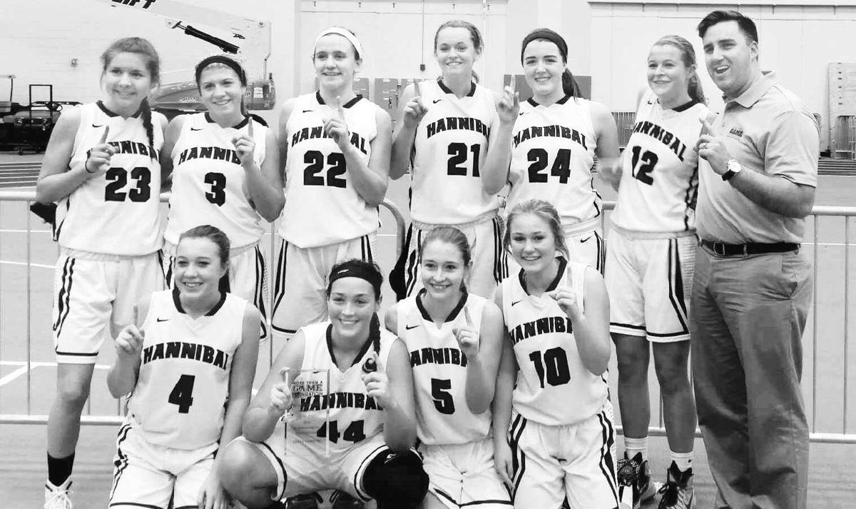 Hannibal girls basketball team wins More Than A Game championship