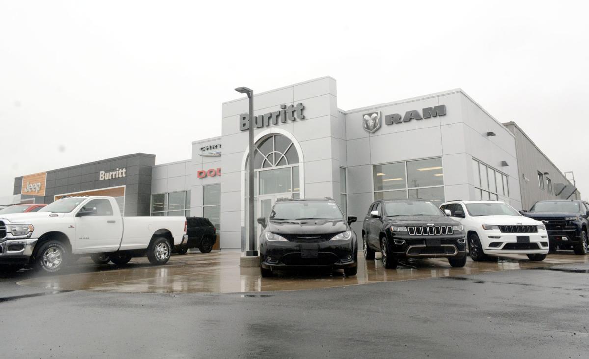 Burritt Motors