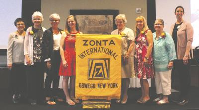 Zonta honors CMOO founder Shaver