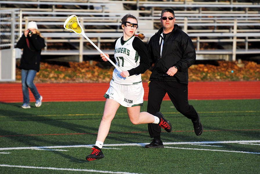 More of Thursday's Varsity Roundup: Patterson gets 400th point; Fulton varsity girls lacrosse beats Syracuse