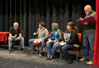 Oswego Players back at it after a year 'Departed' from theater