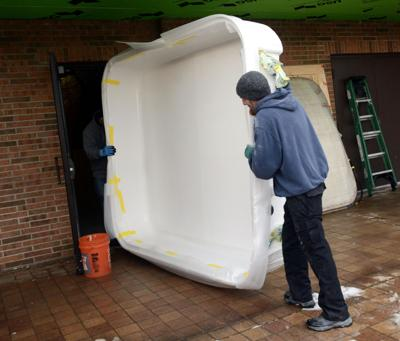 Aqua Spa's float tanks arrive