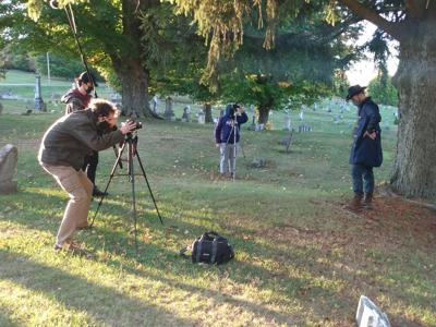 Cemetery history storytelling tour to appear virtually Nov. 27-29