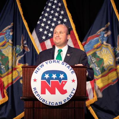 Newly elected chairman Langworthy: NYGOP not dead yet