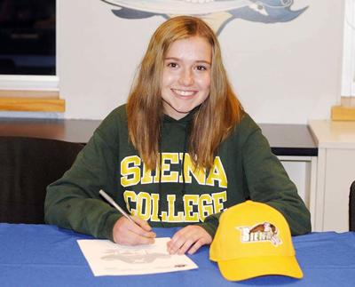 Signing with Siena