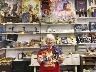 Oswego Comic Shop owner announces retirement