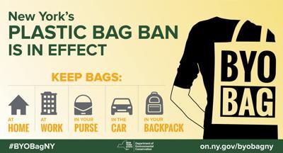 Plastic bag ban enforcement starts Oct. 19