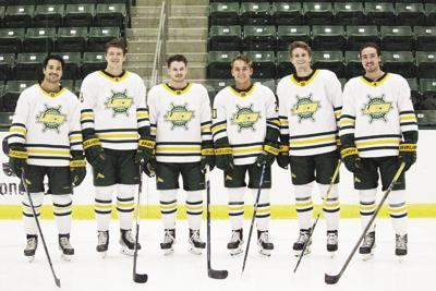 Men's hockey 2021-22 recruiting class