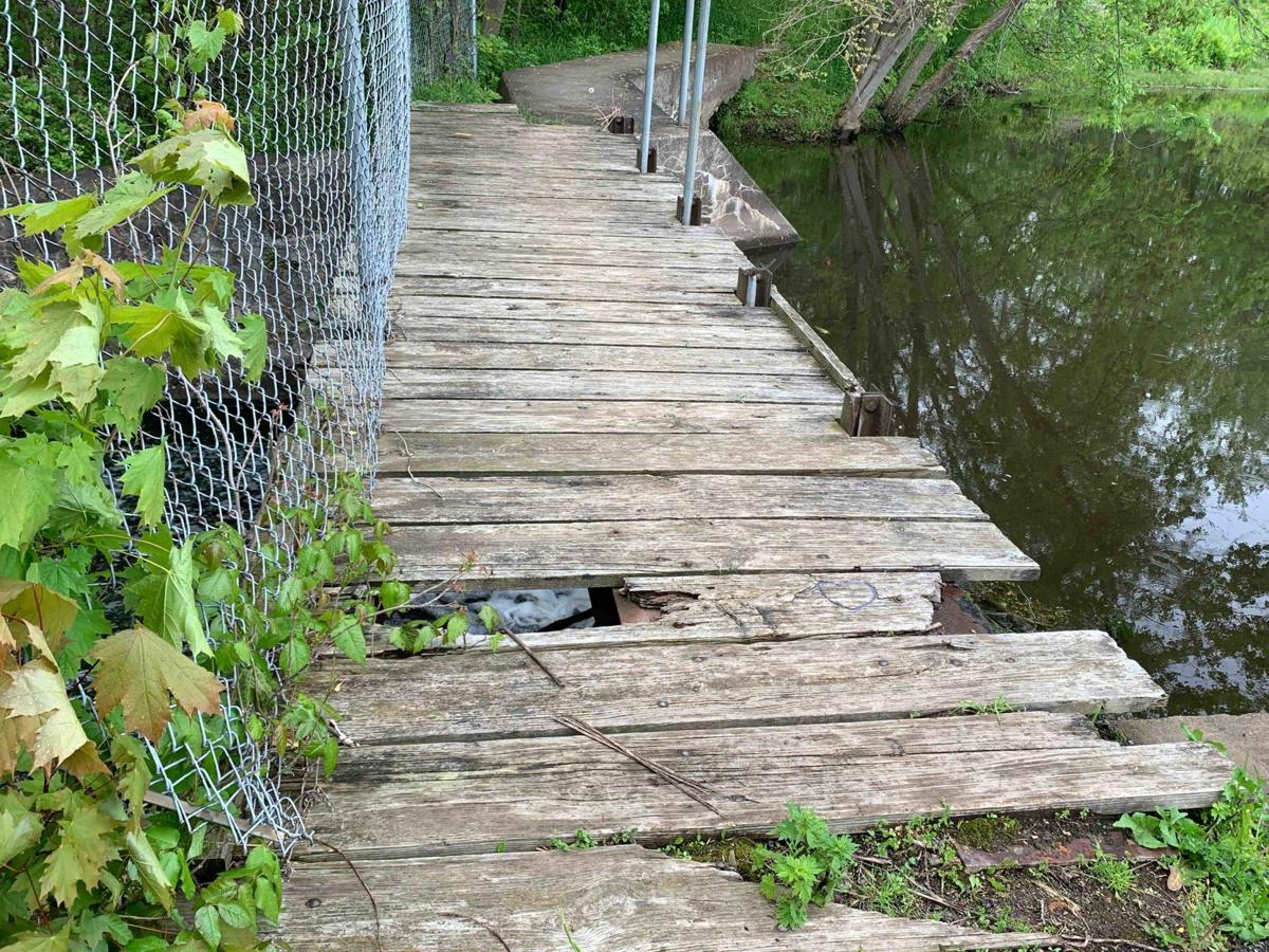 Sharps Pond Dam in 'horrendous' condition after deferred