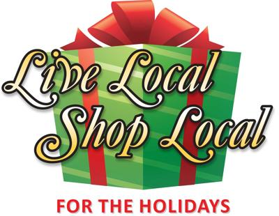 Live Local Shop Local for the holidays kicks off