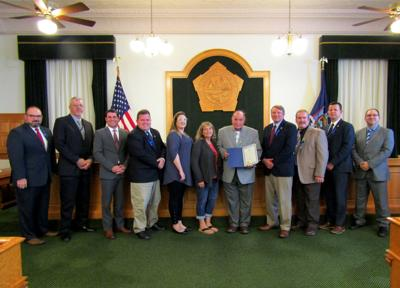 Ronald Greenleaf named First Oswego County Veteran Of The Year