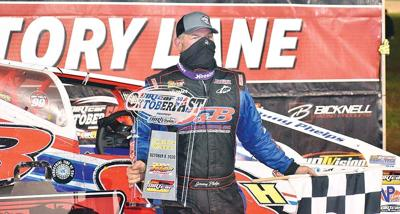 Big winner in OktoberFAST action at Fulton Speedway