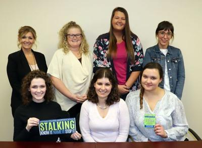 OCO's SAF Program launches annual Stalking Awareness Month campaign