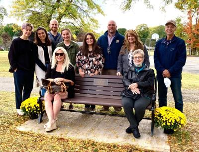 Family gathers to honor Clifford 'Fritz' Harris