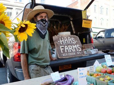Farmers, markets feeling pinch