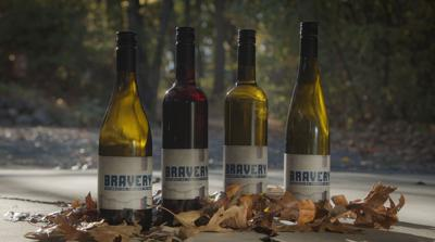 Scriba native's bold wine debut