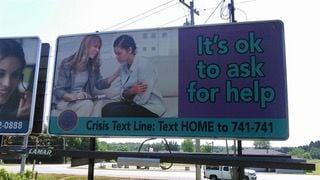 Oswego County Suicide Prevention Coalition launches billboard awareness campaign