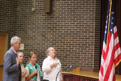 Brindisi girl scouts