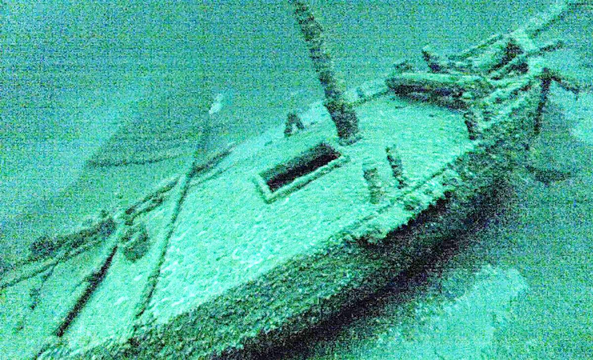 Oswego shipwreck