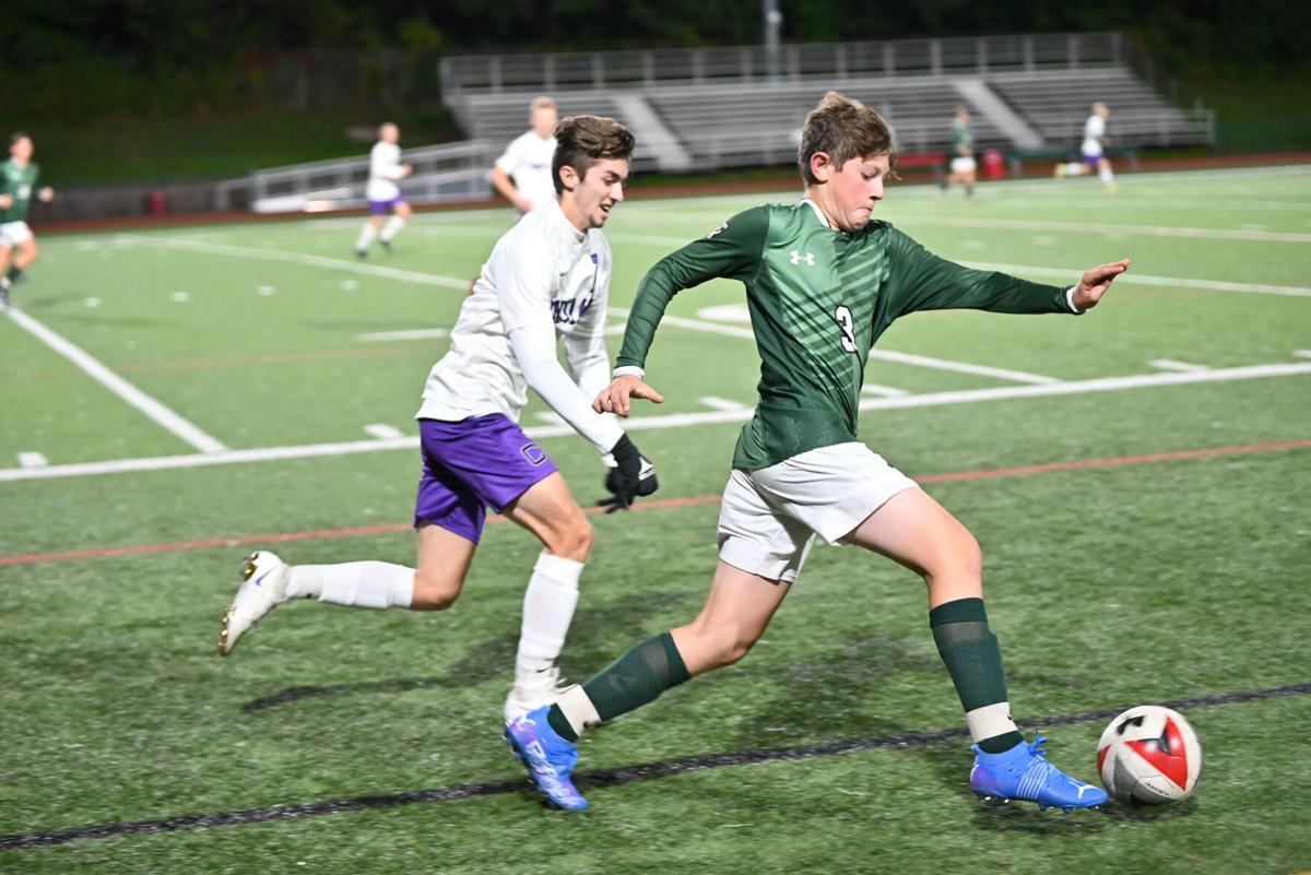 Fulton Varsity Boy's Soccer - 1
