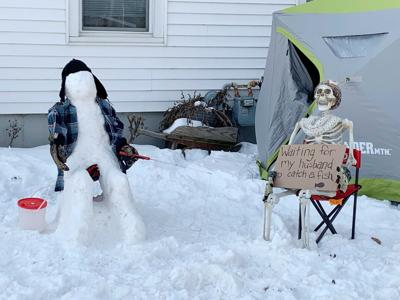 Snowman contest to be held Saturday