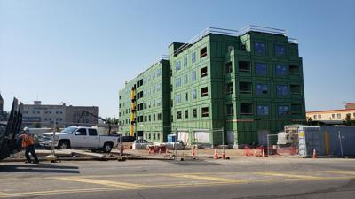 East Lake Commons: oswego's newest high-rise