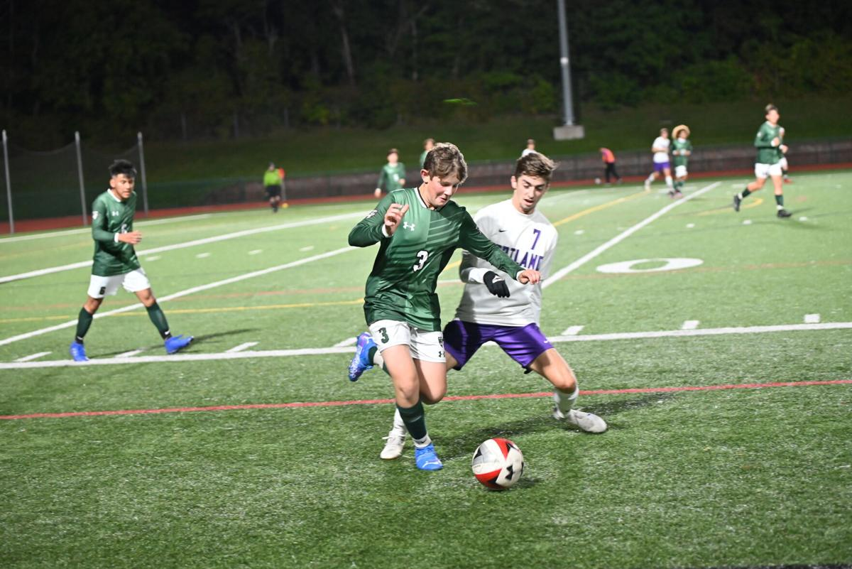 Fulton Varsity Boy's Soccer - 2
