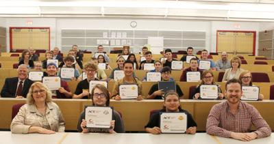 National Credential Shows  P-TECH Students Prepared to Join Workforce