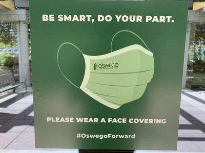 SUNY Oswego reports first cases of COVID-19